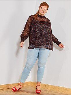 Jeans - Skinny jegging van stretch denim