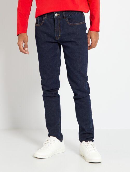 Slim-fit jeans 'Ecodesign'                             groen