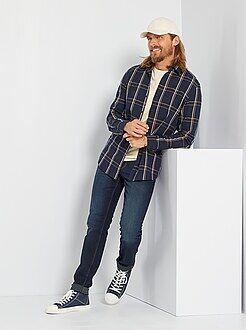 Slimfit stretch jeans - Kiabi