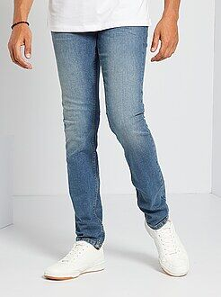 Jeans heren - Slimfit stretch jeans
