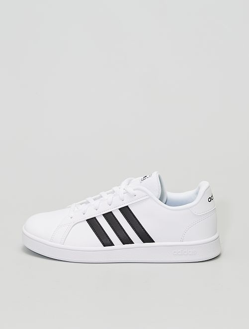 Sneakers - Adidas Grand Court K                             WIT