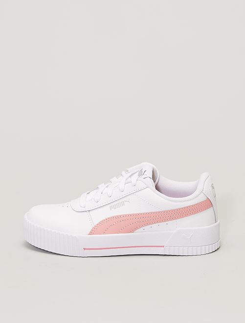 Sneakers - Puma Carina L                             BIEGE