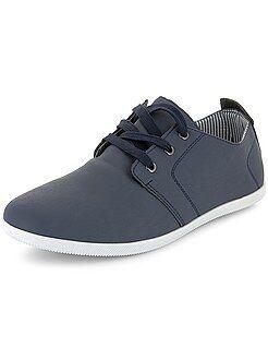 Schoenen - Sneakers in derbystijl