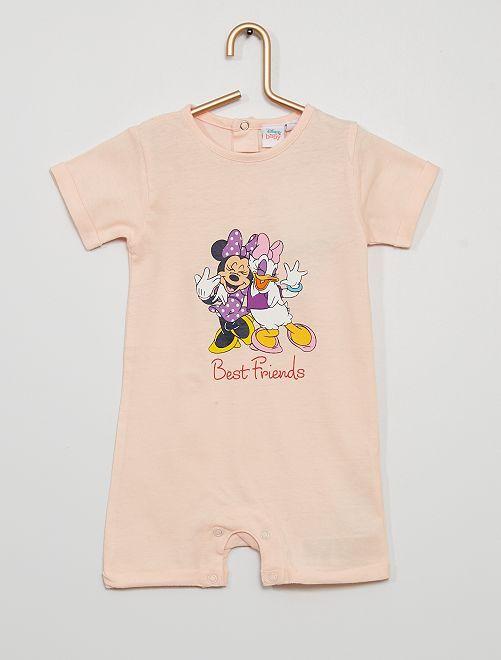 Speelpakje 'Minnie en Daisy'                             roze