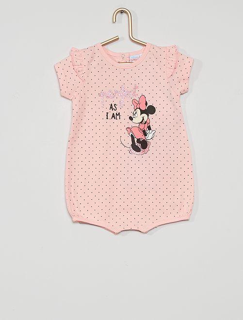 Speelpakje 'Minnie Mouse' van 'Disney'                     roze