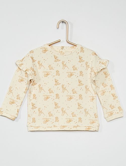 Sweater 'Bambi'                                         WIT