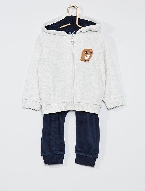Sweater en broek                                         GRIJS