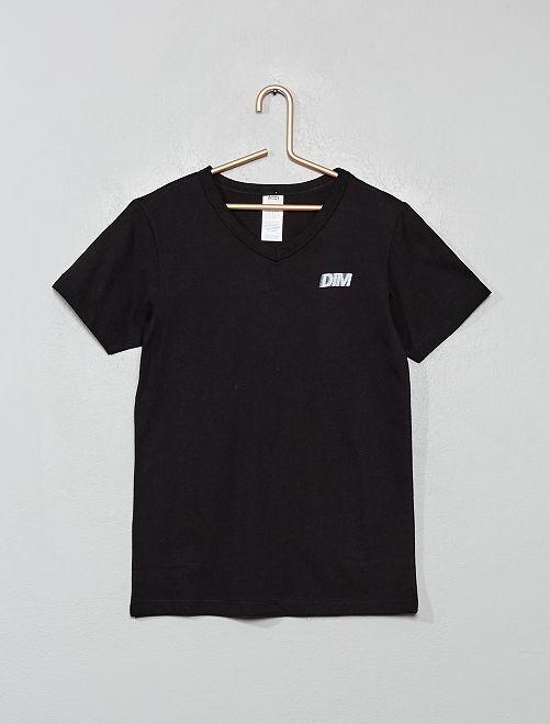 T-shirt 'Dim Sport'                                         zwart