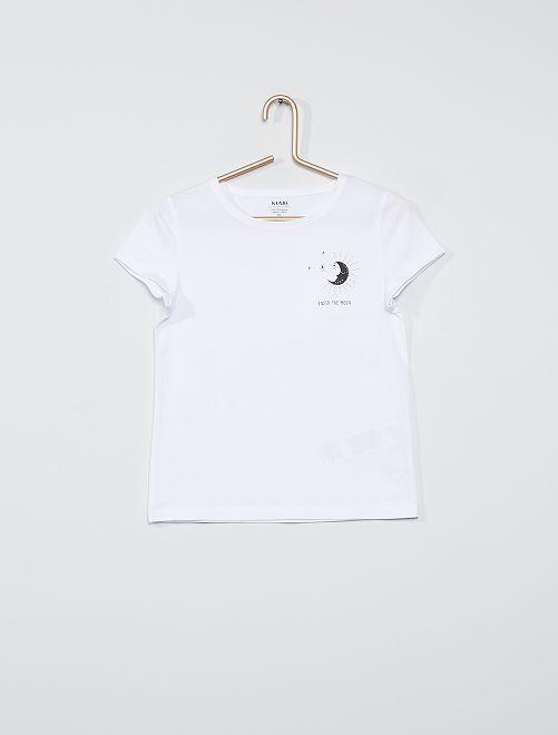 T-shirt 'Ecodesign'                                         WIT