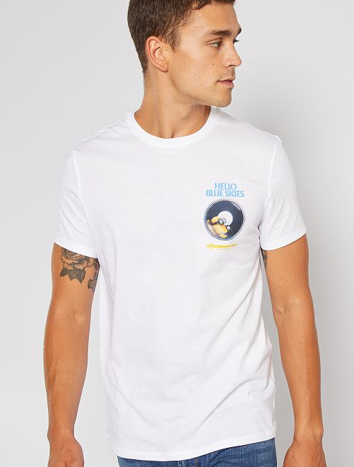 T-shirt 'The Minions'                             WIT