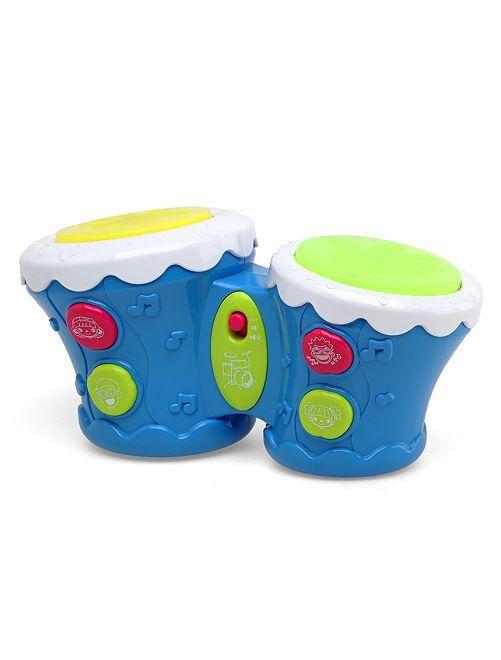 Tamboerijn met geluidseffecten                             blauw