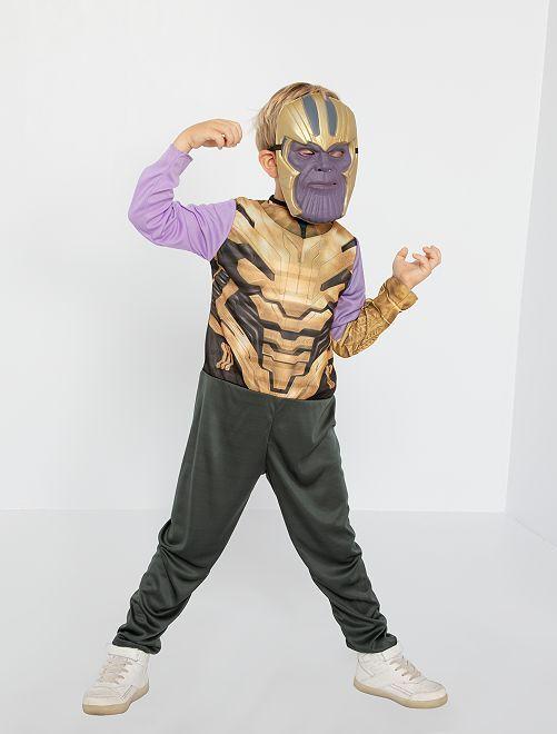 'Thanos'-verkleedkostuum van 'De Avengers'                             ZWART
