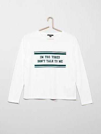 Me Too Kinderkleding.T Shirt Kinderkleding Meisjes Maat M Kiabi