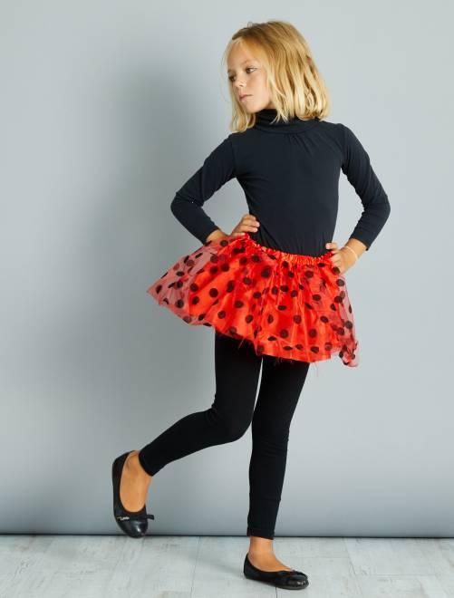 Tutu lieveheersbeestje                             rouge/noir