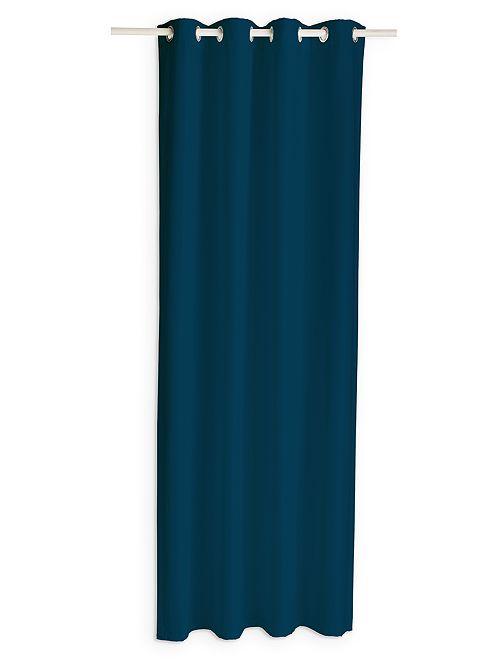 Verduisterend gordijn                                         blauw Woongoed