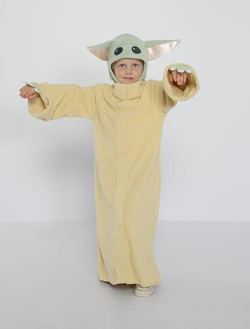 Verkleedkleding 'Baby Yoda'                             BIEGE