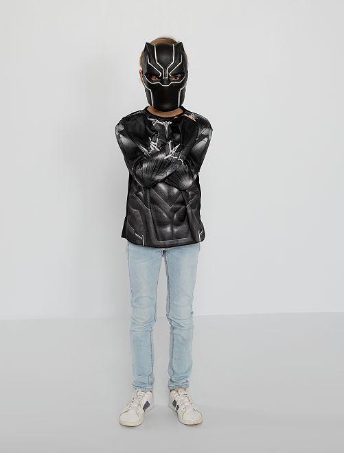 Verkleedkleding 'Black Panther'                             zwart