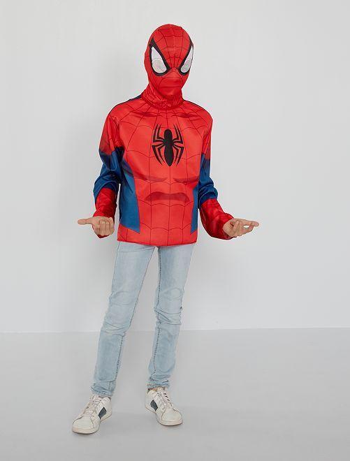 Verkleedkleding 'Spider-Man'                             blauw / rood