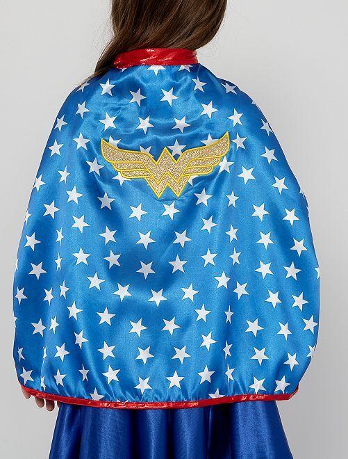 Verkleedkleding 'Wonder Woman'                             blauw / rood