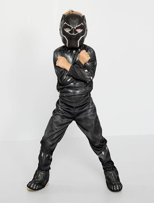 Verkleedkostuum 'Black Panther'                             zwart