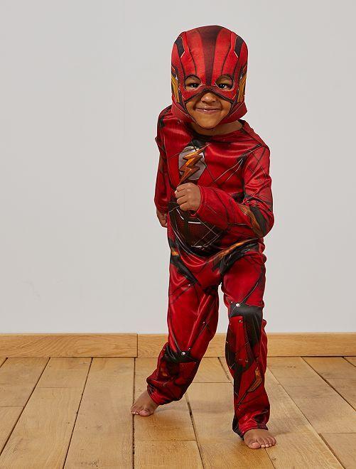 Verkleedkostuum 'Flash'                             rood