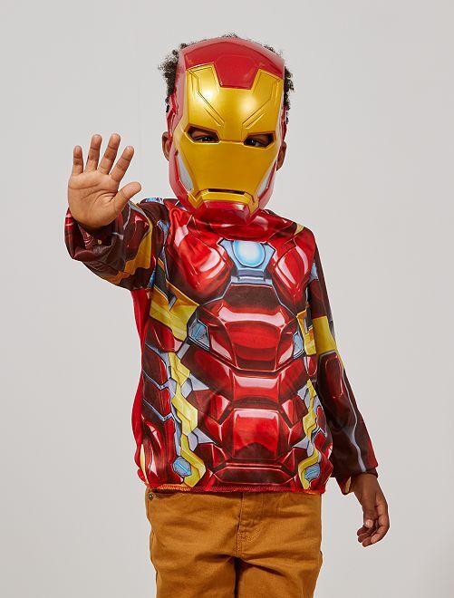 Verkleedkostuum 'Iron Man'                             ROOD