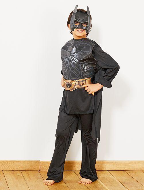 Verkleedkostuum van Batman The Dark Knight'                             zwart Kinderen