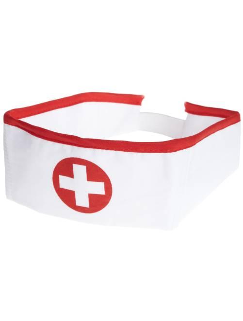 Verpleegsterskapje                             wit Accessoires