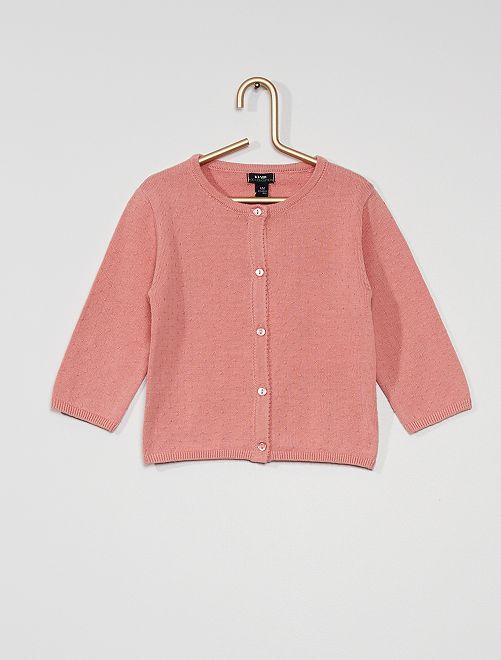 Vest 'Ecodesign'                                                                                                                                         roze