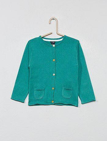 Trui Vest.Goedkope Trui Vest Sweater Meisje Baby Truien Voor Baby Mode Kiabi
