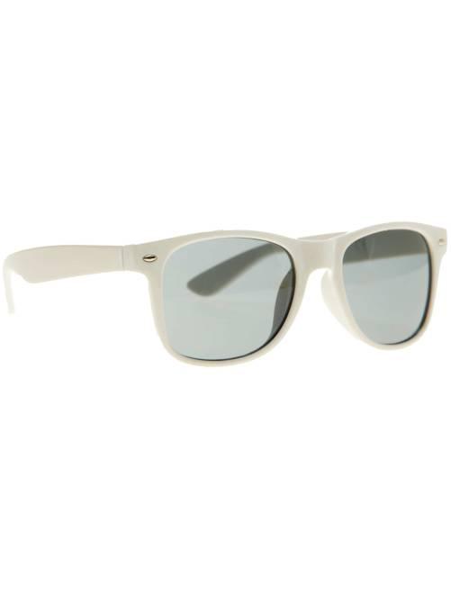 Vierkante bril                                                                                             wit