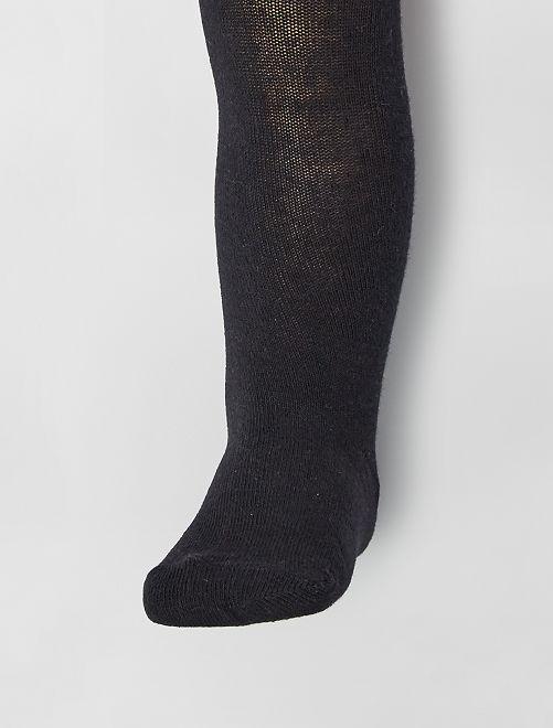 Warme kousenbroek 'Ecodesign'                                                                                                                 zwart